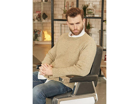 Caine by Martin Storey in Rowan Felted Tweed