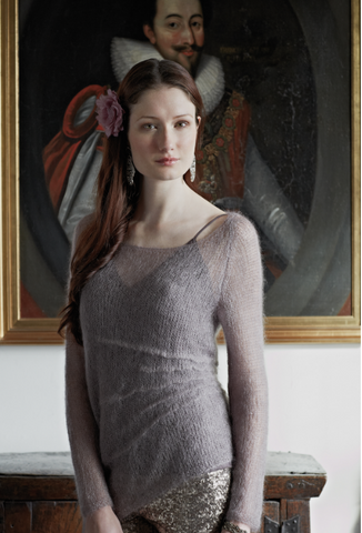 Alcina in Rowan Kidsilk Haze - Kit - Yarn & Pattern