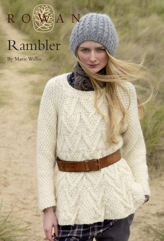 Rambler by Marie Wallin Digital Version
