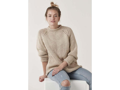Cara by Quail Studio in Rowan Big Wool