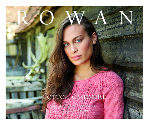 Cotton Cashmere Collection By Sarah Hatton