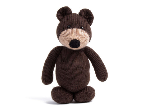 Deramores Woodland Creatures - Benjamin the Bear - Digital Version