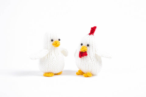 Deramores Farmyard Favourites - Chick and Duck