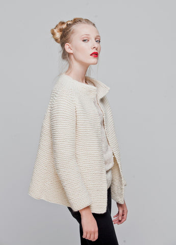 Martina Cardigan by We Are Knitters