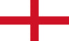 Flag of England Colour Pack in Deramores Studio DK