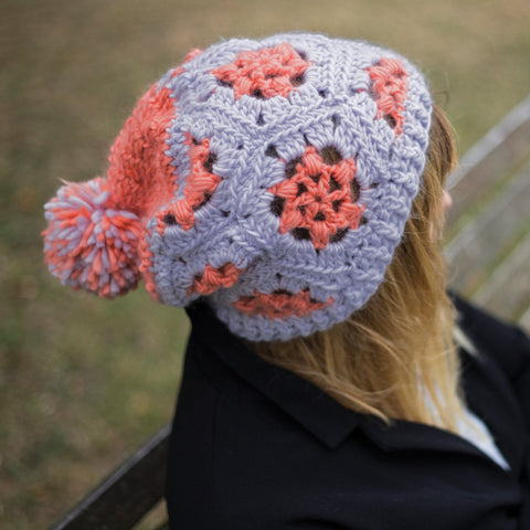 Hexi Hat by Vickie Howell - Digital Product