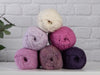 West Yorkshire Spinners Signature Illustrious DK Heather Colour Pack