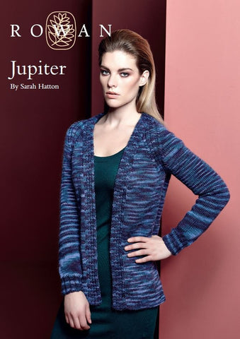 Jupiter by Sarah Hatton