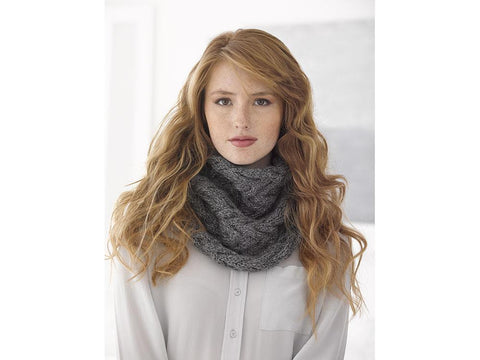 Captivating Cowl in Lion Brand Heartland (L30096)