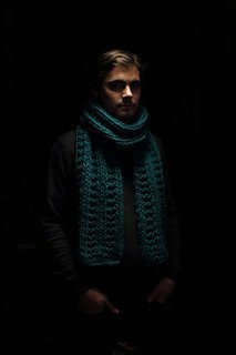 Nico Scarf by We Are Knitters