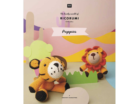 Rico Design Ricorumi Puppies Kit