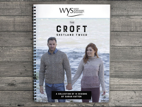 West Yorkshire Spinners The Croft Pattern Collection