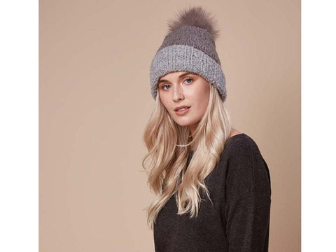 Stocking Stitch Beanie in Rowan Selects Cosy Merino