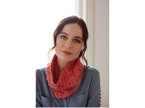 Marike Cowl in Rowan Cotton Cashmere