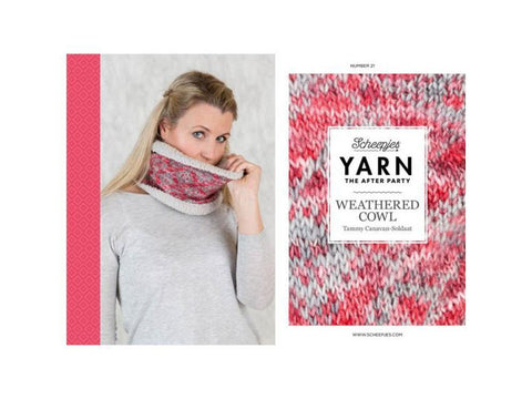 YARN The After Party 21 - Weathered Cowl
