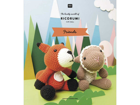 Rico Design Ricorumi Friends Kit