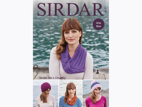 Accessories in Sirdar No.1 Chunky (8177S)