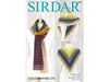 Scarf and Wrap in Sirdar Colourwheel (8083)