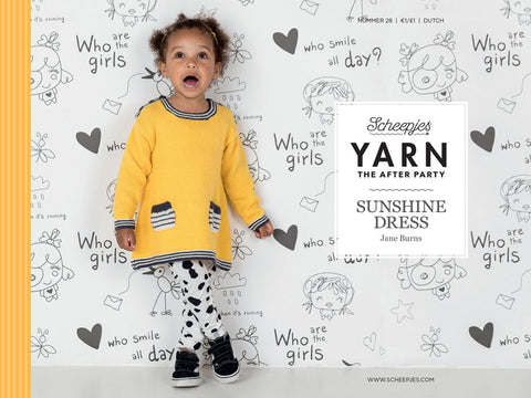 YARN The After Party 28 - Sunshine Dress