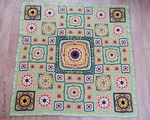 Eve's Sunflowers - Scheepjes Cotton 8 - Yarn Pack