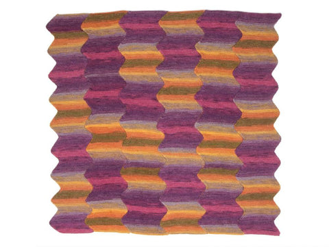 Hayfield Spirit DK - Knitted Blanket Kit - Yarn and Pattern