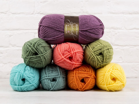 Succulents - Stylecraft Special DK - Colour Pack