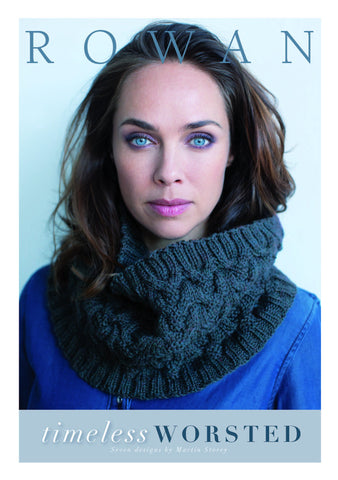 Rowan Timeless Worsted Collection