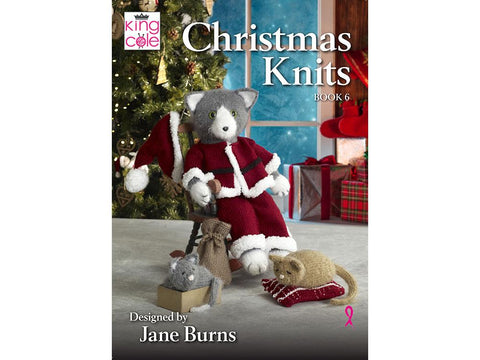 Christmas Knits Book 6 by King Cole