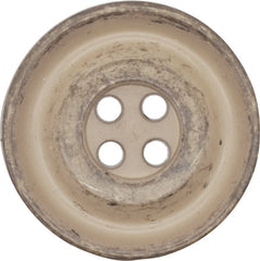 Four Hole Vintage Italian Buttons 23mm