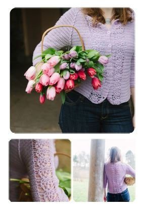 Bartsia Cardigan by Joanne Scrace - Digital Version