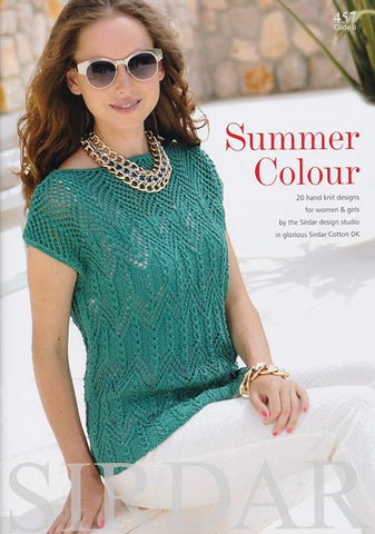 Summer Colour by Sirdar (457B)