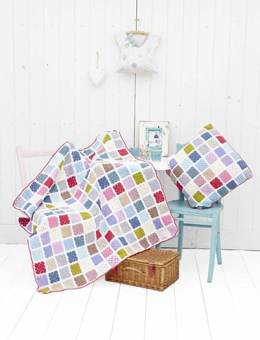 Stylecraft Special DK Candy Pop Blanket and Cushion Pack