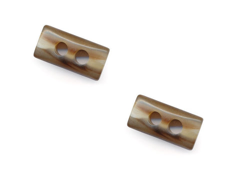 Shell Effect Toggles - Brown - 236