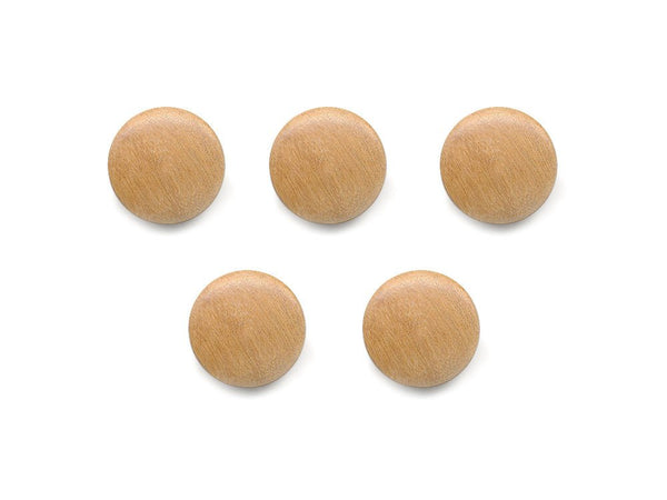 Round Wooden Buttons - 264