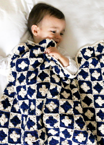 Kari Blanket by We Are Knitters