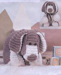 The Linnypin Collection by Twilleys - Dennis the Dog Crochet Kit