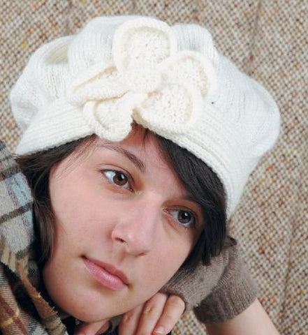 Blossom Beanie by Susie Johns - Digital Version