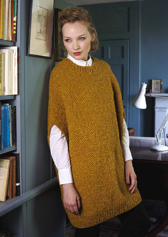 Cocoon Tunic by Debbie Bliss - Digital Version