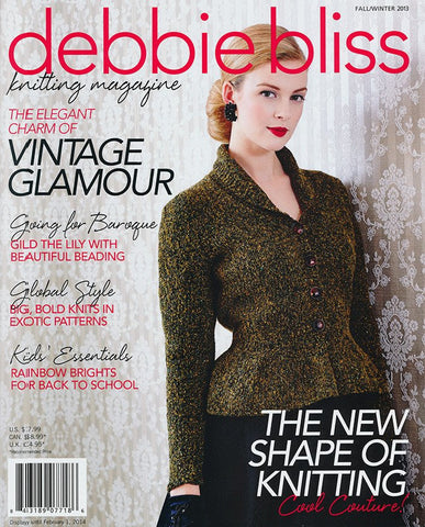 Debbie Bliss Knitting Magazine - Autumn/Winter 2013