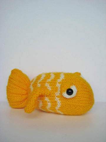 George the Goldfish in DK by Amanda Berry - Digital Version