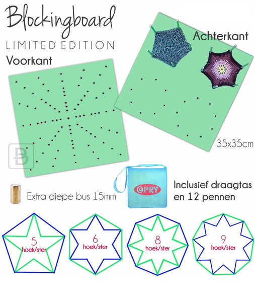 Scheepjes Blocking Board (Limited Edition)