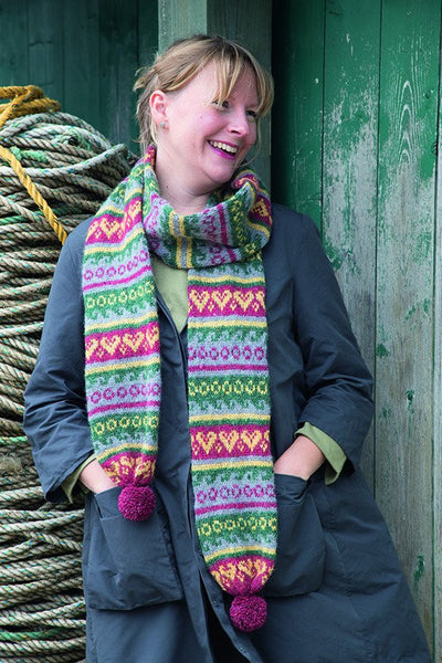More Easy Fairisle Knits No 2 by Martin Storey