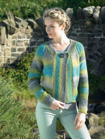 Jacket in James C. Brett Lakeland Chunky (JB276)