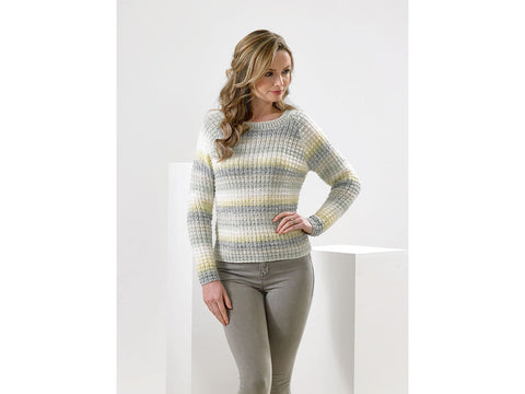 Sweater in James C. Brett in Marble DK (JB590)