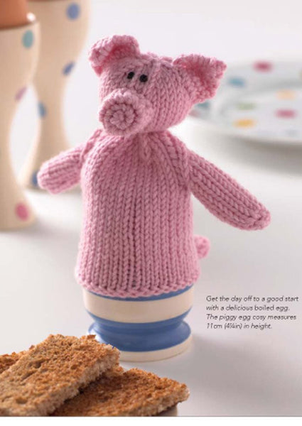 20 to Make - Knitted Egg Cosies - Digital Version