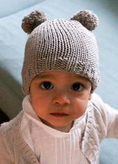 Hati Beanie by We Are Knitters