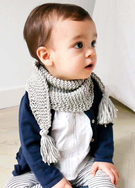 Triton Scarf by We Are Knitters