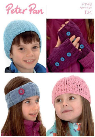 Children's Accessories in Peter Pan DK (P1143) Digital Version
