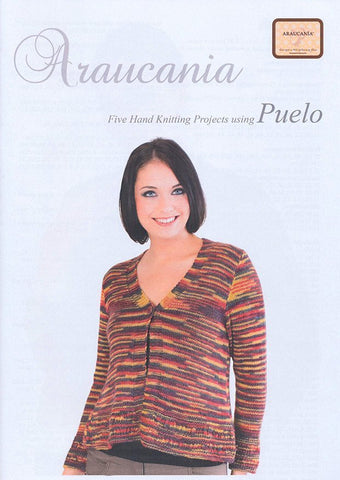 Puelo Pattern Collection by Araucania