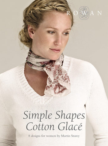 Simple Shapes Cotton Glace by Rowan